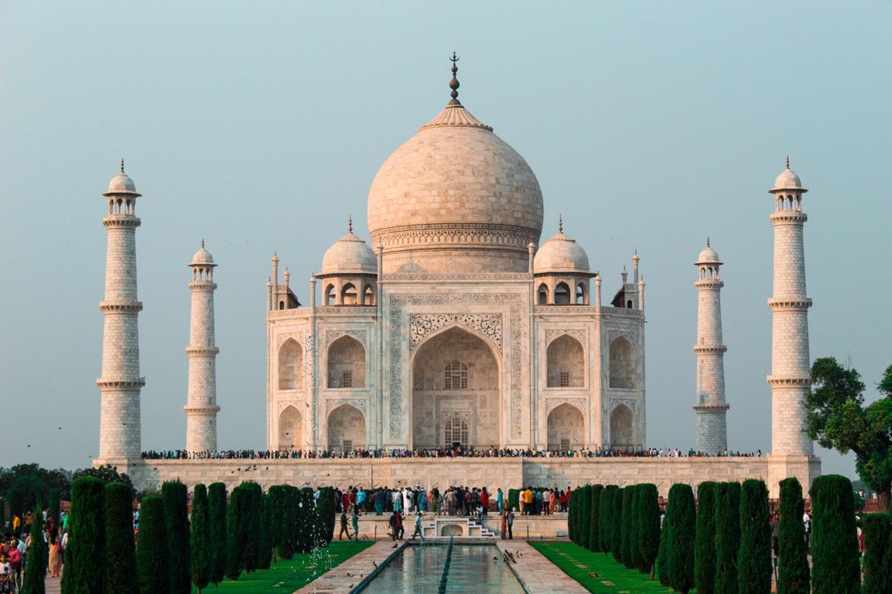 Backpacking Indien mit Kolumbus