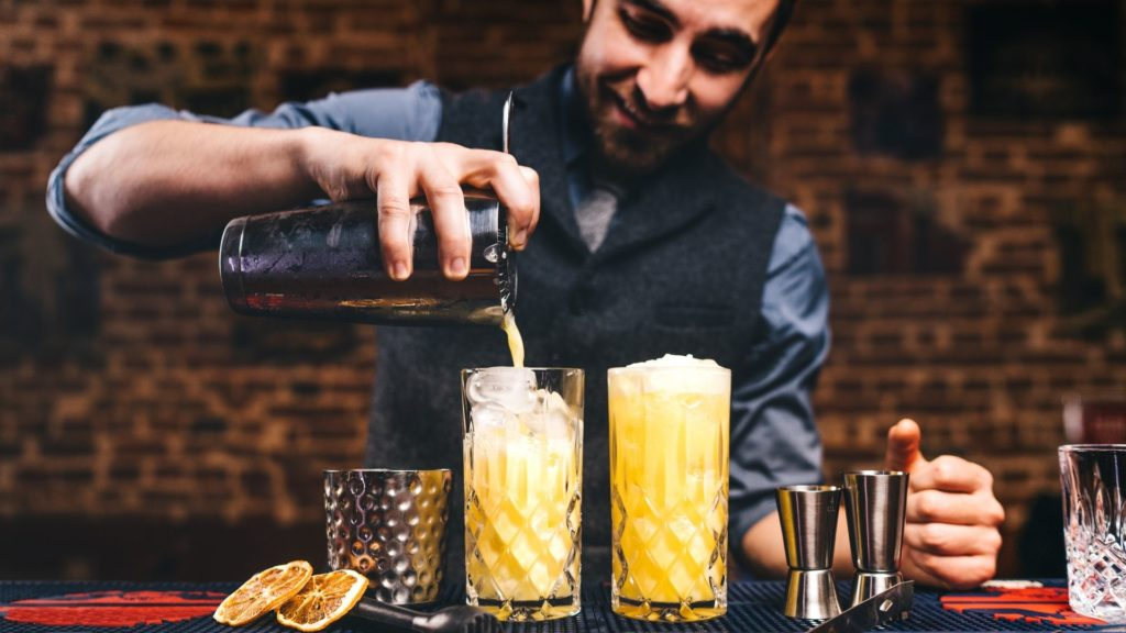 Work and Travel Bartender