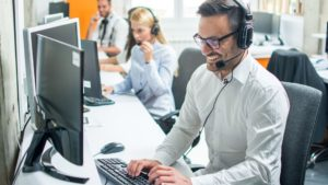 Work & Travel Call Center