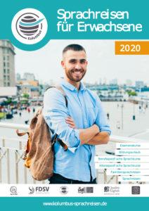 Erwachsenensprachreisen Katalog 2020