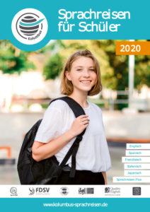 Schülersprachreisen Katalog 2020