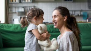 Work & Travel Kinderbetreuung