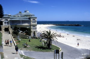 Work and Travel Perth Australien mit Kolumbus
