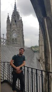 Ecuador Sprachkurstester Fabio