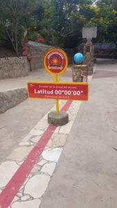 Ecuador am Äquator