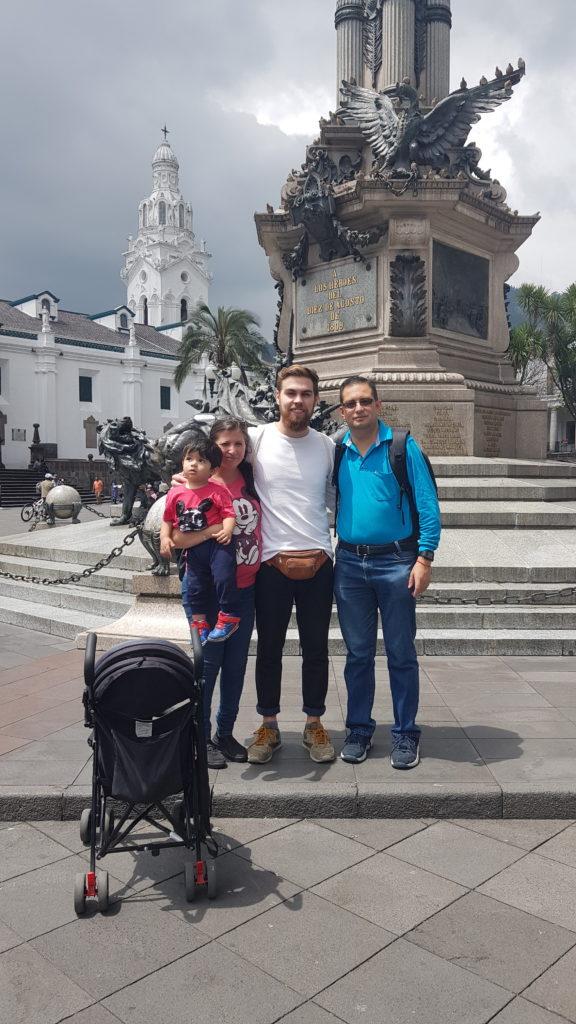 Travelling Classroom Ecuador