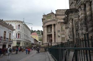 Altstadt Quito