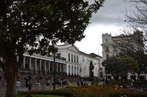 Stadtzentrum Quito