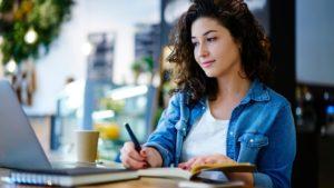 Online-Sprachkurs für Englisch